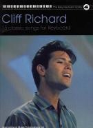 Easy Keyboard Library: Cliff Richard