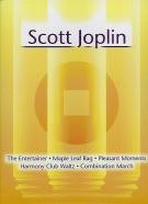 5 Scott Joplin Pieces Piano Solo