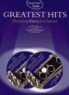 Guest Spot: Duets Greatest Hits - 2 Clarinets (Bk & 2CDs) Guest Spot series