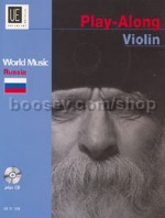 World Music: Russia - play-along violin