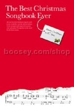 Best Christmas Songbook Ever Mini Book (Piano, Vocal, Guitar)