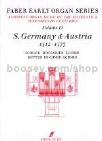 Faber Early Organ Series Vol.13: Germany 1512-1577