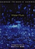 Water Music arr. for Piano by Betty Roe