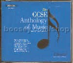 GCSE Anthology of Music (Edexcel) 3xCD Set
