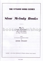 Slow Melody Book No2 wright eb Insts