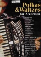 Polkas & Waltzes For Accordion (Book & CD)