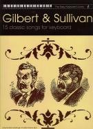 The Easy Keyboard Library: Gilbert & Sullivan
