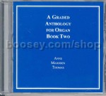 A Graded Anthology for Organ Book 2 (CD only)