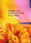 Adagio From Violin Concerto Gmin