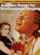 Audition Songs for Professional Female Singers (Book & 2 CDs)