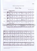 "Sweet Day (from ""Three Elizabethan Partsongs"") SATB"