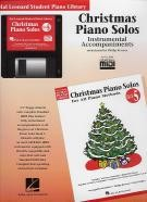 Hal Leonard Student Piano Library: Christmas Piano Solos Instrumentals 5 (General MIDI)