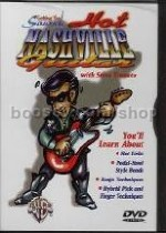 Getting The Sounds Hot Nashville Guitar DVD