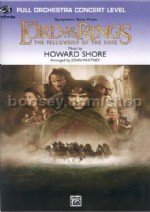 Lord Of The Rings Symphonic Suite full Orchestra