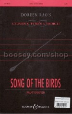 Song Of The Birds SATB