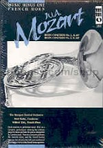 Horn Concertos 2 & 3 (Music Minus One with CD Play-along)