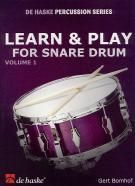 Learn & Play Snare Drum vol.1