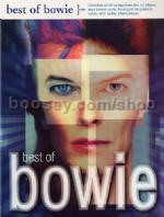 Best of Bowie (Piano, Vocal, Guitar)
