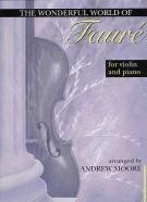 Wonderful World of Faure (Violin & Piano)