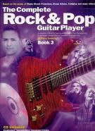 Complete Rock & Pop Guitar Player Book 3 (Book & CD)