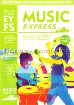 Music Express: Foundation Stage (Book, CD & CD-ROM)