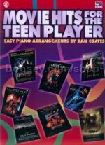 Movie Hits For The Teen Player Easy Piano