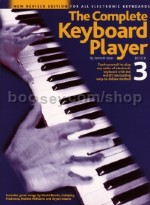 Complete Keyboard Player: Book 3 Revised Edition (Complete Keyboard Player series)
