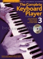 Complete Keyboard Player: Book 3 With CD Revised Edition (Complete Keyboard Player series)