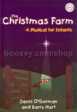 Christmas Farm (Book & CD)