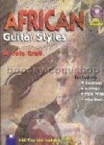 African Guitar Styles (Book & CD)