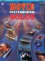 Movie Instrumental Solos for Horn in F (Book & CD)