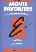 Essential Elements Folio: Movie Favorites - Bb Clarinet