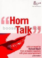Horn Talk for Horn in F & Piano