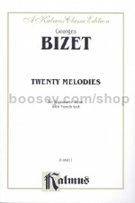 20 Melodies for Soprano or Tenor