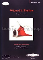 Wizard's Potion for violin (Grades 1-2) (+ CD)