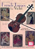 French Tangos For Violin Arr Norgaard