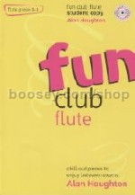 Fun Club Flute Grade 0-1 Student (Book & CD)