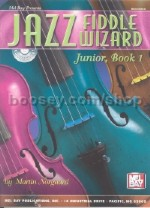 Jazz Fiddle Wizard Junior (Book & CD)