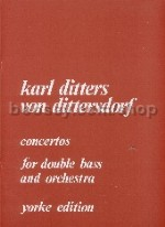 Concertos Nos 1 & 2 for double bass