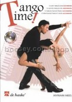 Tango Time! 12 Easy Tangos for Accordion (Book & CD)