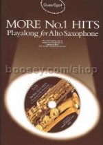 Guest Spot: More No.1 Hits - Alto Sax (Bk & CD) Guest Spot series
