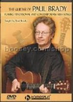 Guitar Of Paul Brady: Playing Traditional And Contemporary Irish Songs (DVD)