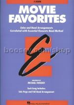 Essential Elements Folio: Movie Favorites - French Horn