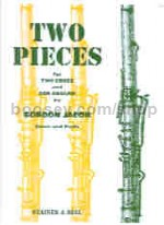 Pieces, Two: Ob & Cor-A