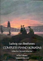 Complete Piano Sonatas in Two vols (vol.1 Nos 1-15)