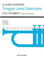 Tongue Level Exercises Trumpet O5089
