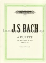 Four Duets for Violin and Cello