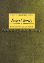 SWEET CHARITY Vocal Score