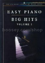 EASY PIANO BIG HITS vol.1
