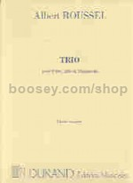 Trio Op. 40 - flute, viola & cello (set of parts)